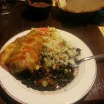 Veggie Burrito. Great!
