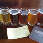 Cervezas hechas en el lugar