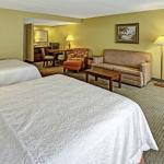 Two Queen Bed Suite Guest Room