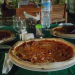 Il Pirata Pizzeria on Gili Trawangan