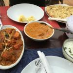 Lovely curry!