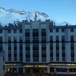 Foto de Hauser Hotel St. Moritz