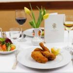 Scherfler´s Restaurant im Hotel Goldenes Kreuz