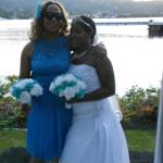 The Bride & I (Maid of honor)