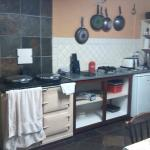 quality kitchen area