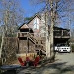 one of our cabins we have stayed in