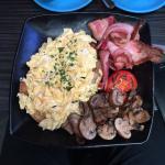 Hearty Big Breakfast :)