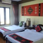 Foto de Sapa Unique Hotel
