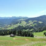 Aussicht Schwarzenberg