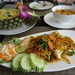 Foto di Temple Flower Restaurant