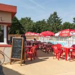 Bar / Snack du Camping Les Chalands Fleuris