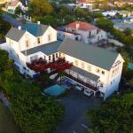 Aerial View - Knysna Manor House