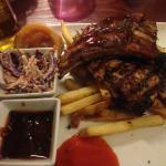 'Chicken & Ribs'