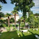 Parco dell'Hotel Beau Rivage***