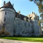 Arriere du château