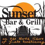 Sunset Bar & Grill on Lake Koshkonong - Great Food & Live Music!