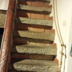 scala per le camere__