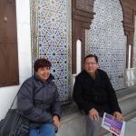 Los mosaicos alicatados una maravilla