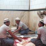 Paratha and Roti preparation