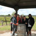 Hook and Ladder Winery with Ace It.