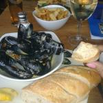 Lovely mussels