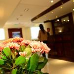 Recepción de Alta Piazza Boutique Suites