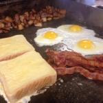 Breakfast grillcam
