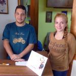 EXCELENTE ATENCION: ELIANA e IÑAKI