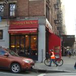Chirpin' Chicken on Amsterdam in upper west side