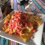 Tasty nachos that were also cheap