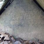 Gravestone is only evidence of Leetown.
