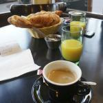 Breakfast at La Ville de Provins - 12 Euros for 2 tasty breakfasts