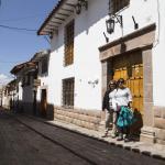 Hermoso barrio de San Blas