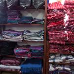 Garments sold at their womens cooperative