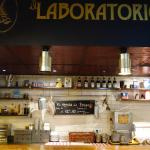 Photo of il laboratorio