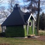 Capercaille BBQ hut