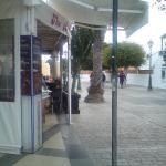 British Corner