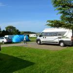 Motorhome/caravan area