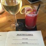 Vieux Carre cocktail at Blue Jacket