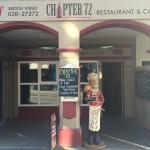 Chapter 72 Restaurant