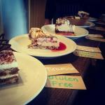 All our cakes are home made!