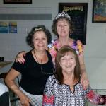 Antonella with Karen & Lyn.