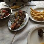 Mezze main course