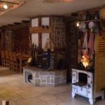 La tete des faux - Restaurant Vecchia Roma