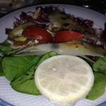 Fresh Artichoke Salad