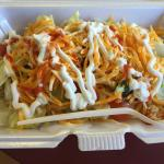 Burrito Bowl. yum!