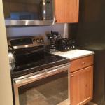 Kitchen after renovation.