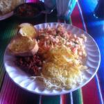 Mexican eggs!