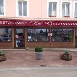 Restaurant La Gourmandise La Loupe 28