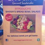 Now serving bread bowl salads